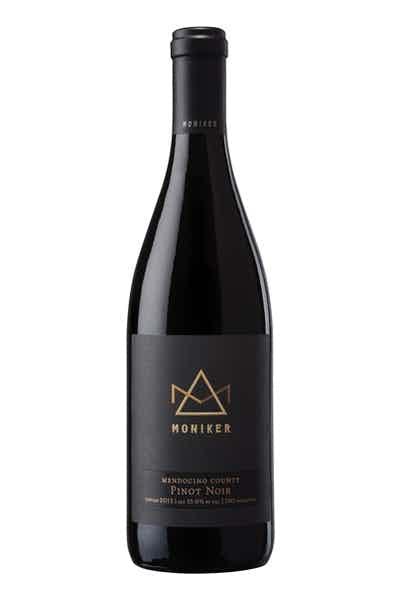 Moniker Pinot Noir