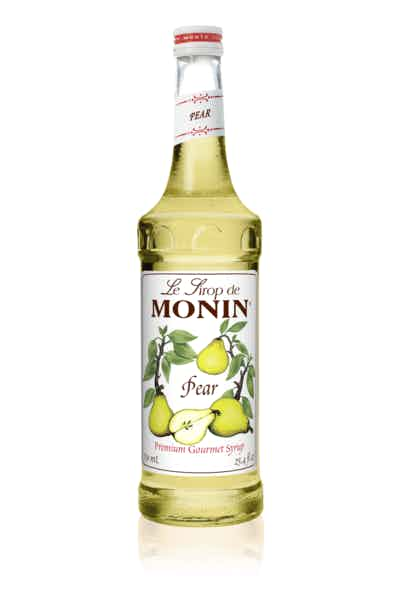 Monin Pear Syrup