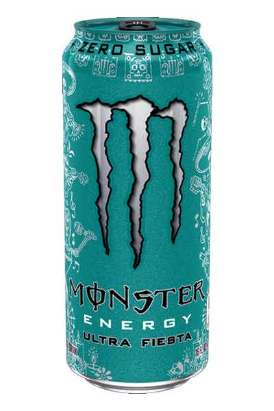 Monster Energy Ultra Fiesta - Zero Sugar