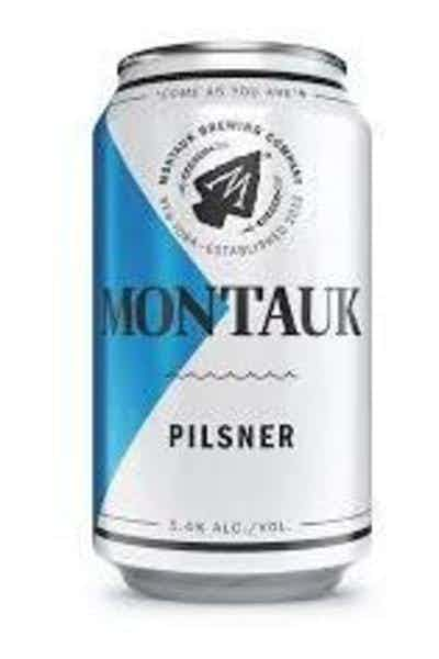 Montauk Pilsner