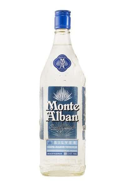 Monte Alban Silver Tequila