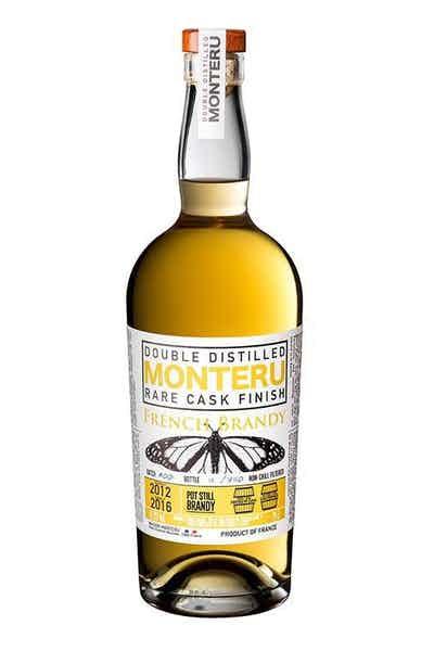 Monteru French Brandy Sauternes Cask Finish