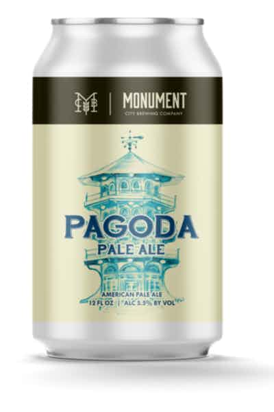 Monument Pagoda DDH Pale Ale