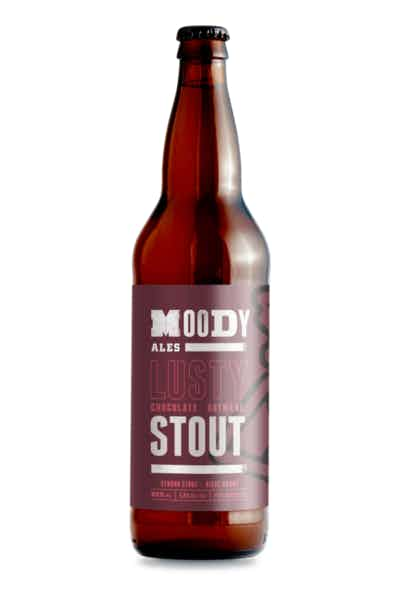 Moody Ales Lusty Chocolate Oatmeal Stout