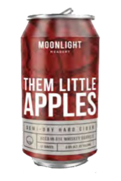 Moonlight Meadery Them Little Apples