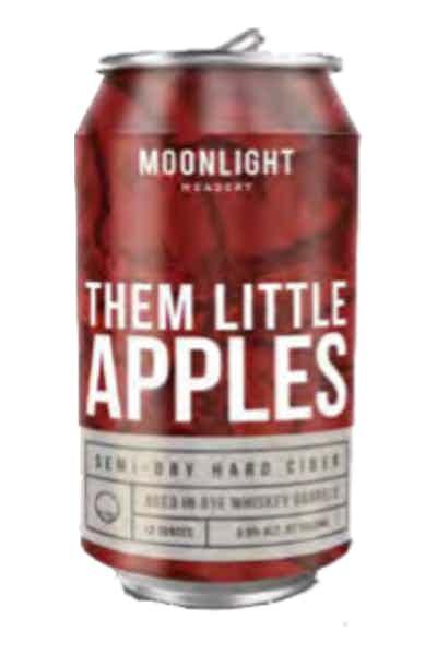 Moonlight Meadery Them Little Apples