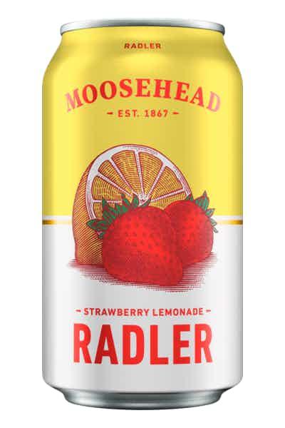 Moosehead Strawberry Lemonade Radler
