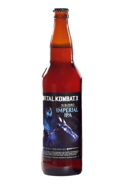 Mortal Kombat Subzero Imperial IPA