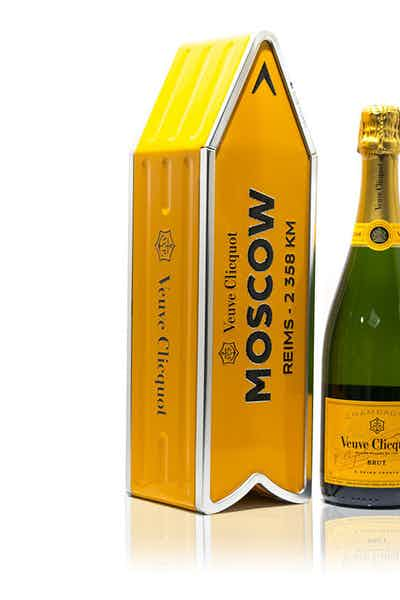 Moscow Veuve Brut Yellow Label