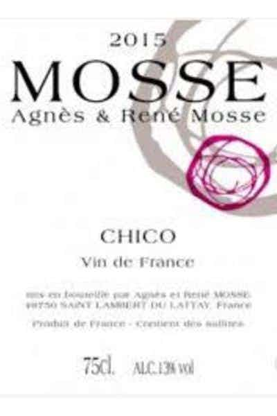 Mosse Chico Rouge 2015