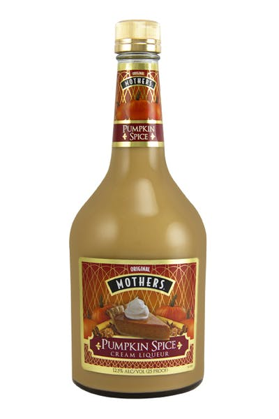 Mothers Pumpkin Spice Cream Liqueur