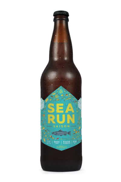 Mount Arrowsmith Sea Run Saison