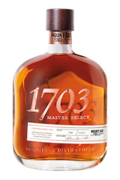 Mount Gay Rum 1703 Master Select
