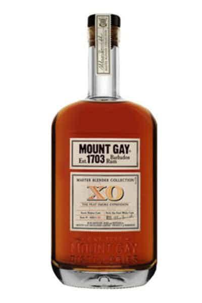 Mount Gay Master Blender Collection XO: Peat Smoke Expression