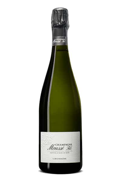 Mousse Fils Champagne Blanc de Noirs Perpetuelle L'or D'eugene NV