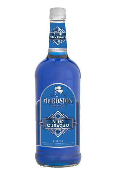 Mr Boston Blue Curacao