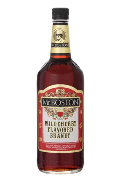 Mr. Boston Wild Cherry Brandy