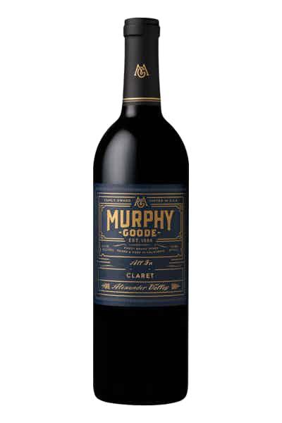 Murphy-Goode All-In Claret