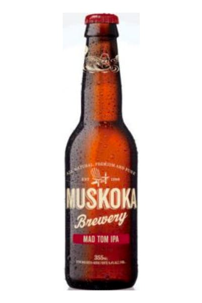 Muskoka Brewery Mad Tom IPA