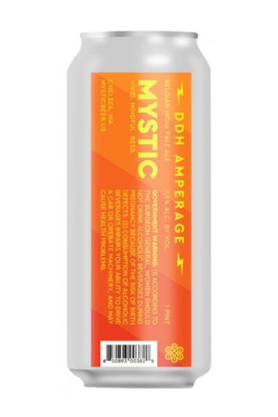 Mystic DDH Amperage