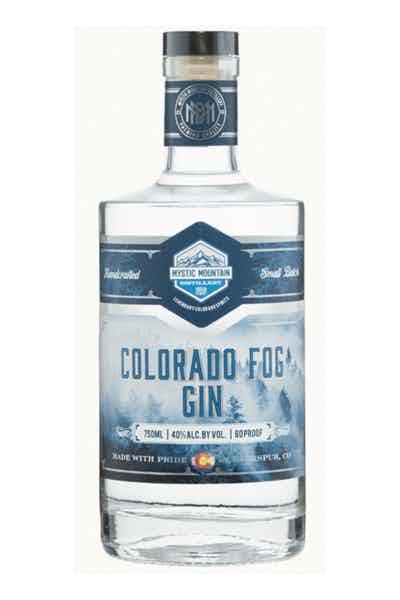 Mystic Mountain Colorado Fog Gin