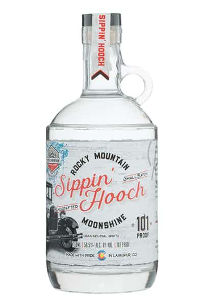Mystic Mountain Sippin Hooch Moonshine