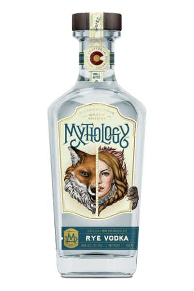 Mythology Chatter Wolf Rye Vodka