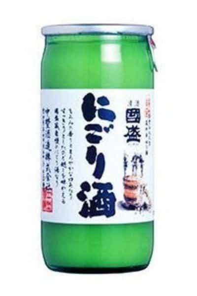 Nakano Kunizakari Nigori Sake