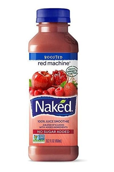 Naked Juice Red Machine
