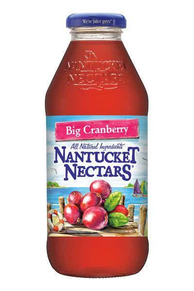 Nantucket Nectars Big Cranberry