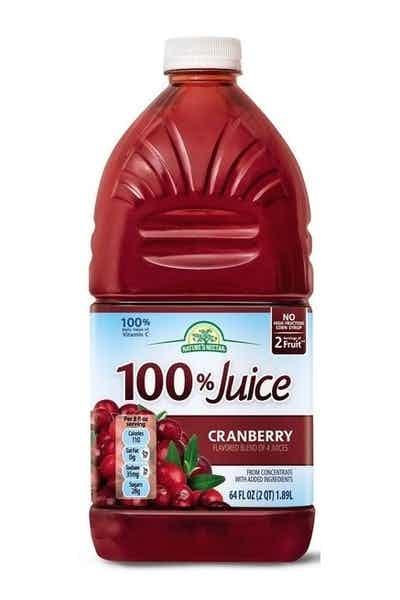 Nature's Nectar 100% Cranberry Juice