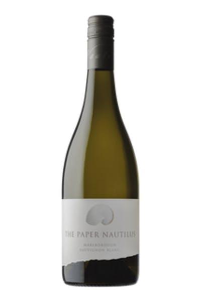 """Nautilus """"The Paper"""" Sauvignon Blanc 2015"""