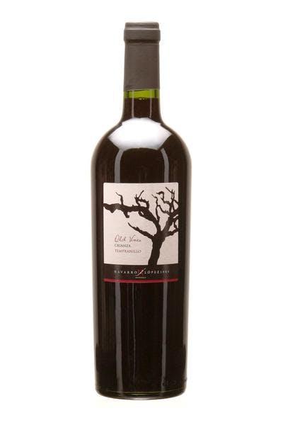 Navarro Lopez Old Vines Temp Crianza 2008