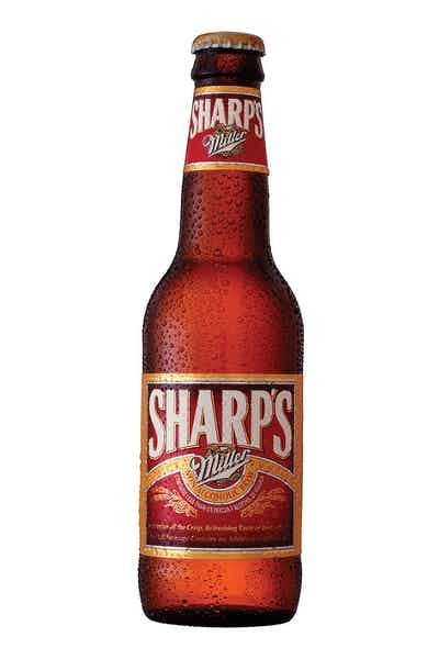 Miller Sharp's Non-Alcoholic Beer