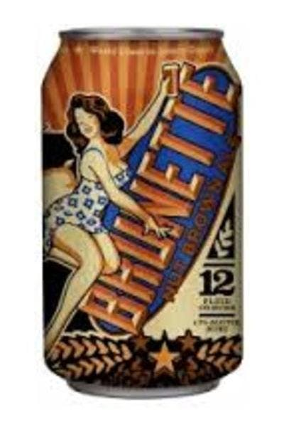 Nebraska Brewing Brunette Nut Brown Ale