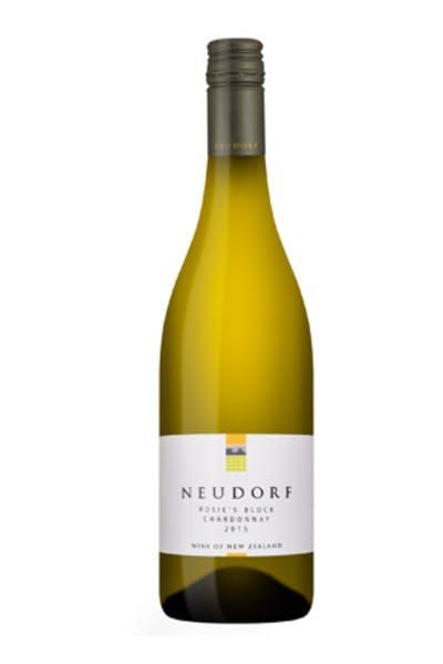 Neudorf Rosie's Block Chardonnay 2015