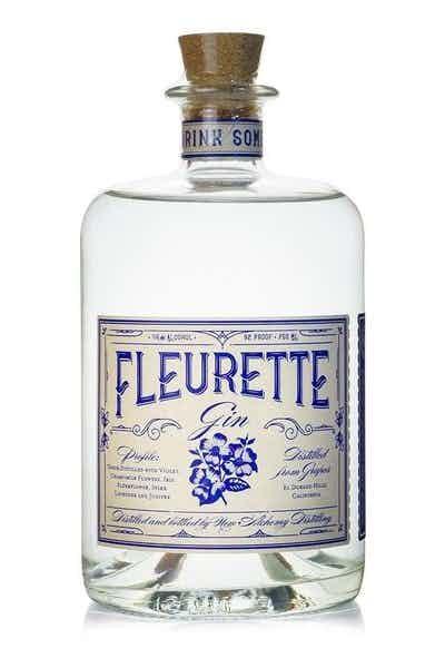 New Alchemy Distilling 'Fleurette' Gin