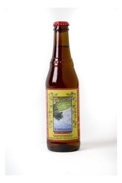 New Belgium Brewing Mothership Wit Organic Wheat Beer