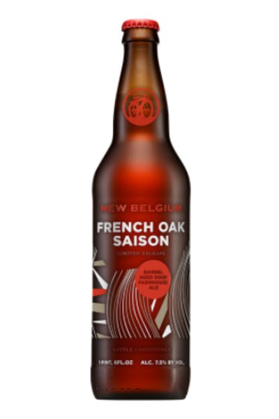 New Belgium French Oak Saison