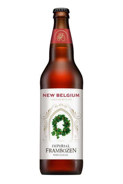 New Belgium Imperial Frambozen w/ Cocoa [discontinued]