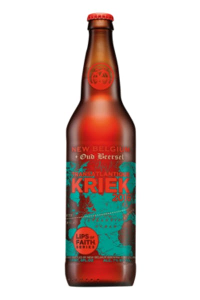 New Belgium Lips Of Faith Transatlantique Kriek