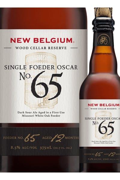 New Belgium Single Foeder Oscar No. 65 Sour Brown