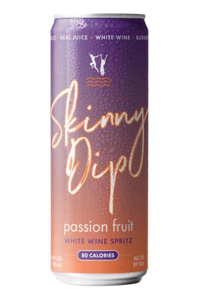 New Belgium Skinny Dip Passion Fruit White Wine Spritz