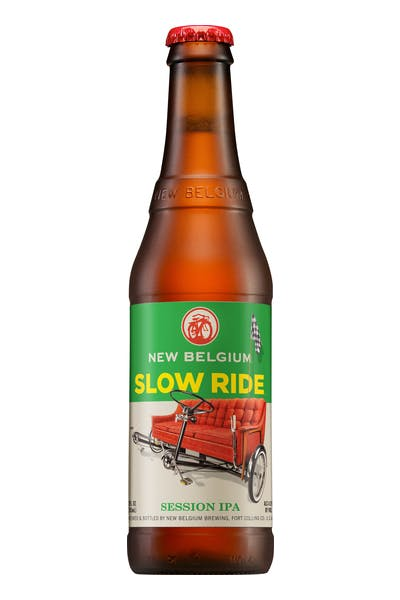 New Belgium Slow Ride Session IPA