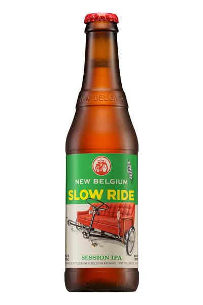 New Belgium Slow Ride Session IPA [discontinued]