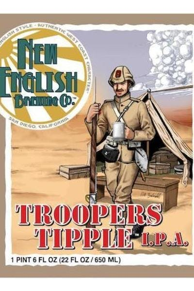 New English Troopers Tipple IPA