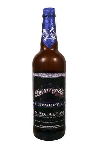 New Holland Incorrigible Reserve Ale
