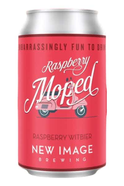 New Image Raspberry Moped Witbier
