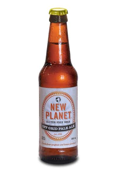 New Planet Off Grid Gluten Free(Orange)