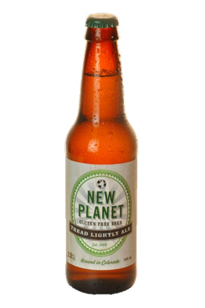 New Planet Tread Lightly Ale